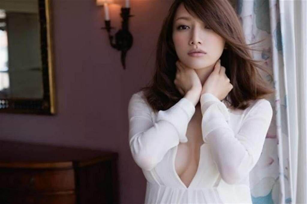 前「早安少女組」成員之一的日本女星後藤真希。(圖/ 摘自日網)
