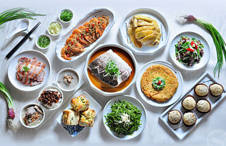 台北凱撒端出「珠蔥食憶無菜單料理」 「蔥」滿家常幸福美味