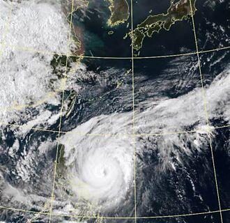 颱風周四最靠近台灣 周末全台降雨 彭啟明揭解旱機率