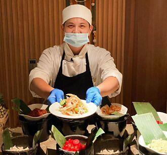 香格里拉台南遠東飯店登場泰國美食節