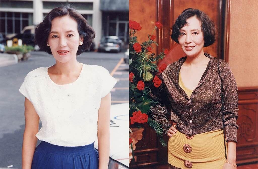 李湘曾演出八點檔,飾演「老版許瑋甯」席曼寧的媽媽。(圖/中時資料照片)
