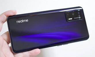 [評測]陸版realme GT 高通S888加持的冷酷戰神
