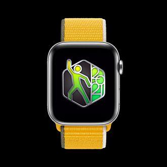 蘋果首推世界舞蹈日專屬Apple Watch徽章 完成挑戰即可收集