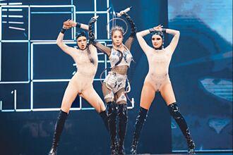 蔡依林演唱會不脫妝 完美打底是關鍵
