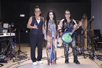 潘越雲西洋音樂開金嗓黃大煒奉為偶像 「了解中文的美」