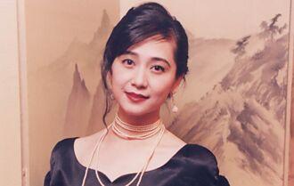 傅娟30年前嫩照出土 無辜大眼甜美笑容迷倒網