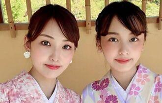 40歲日本單親媽美到誇張 同框19歲漂亮女兒根本姐妹