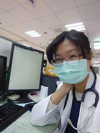 她揪出宜蘭5例群聚 機警急診醫郭恩悅:母親節2病人不尋常