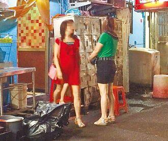 萬華茶室超嗨影片曝光 前議員揭:越南妹只穿小丁磨蹭