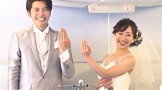 航空業推「空中婚禮」  機上辦婚宴要價300萬 新人搶翻