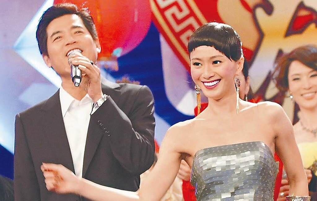 侯怡君和蕭大陸兜轉20年,終於攜手邁入婚姻。(圖/中時資料照)