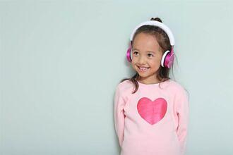 小孩遠距上課好幫手  推薦3款聽力保護兒童耳機 - Puro, JLab 兩大品牌