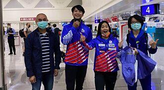 東京奧運》拿到門票 文姿云像搭雲霄飛車
