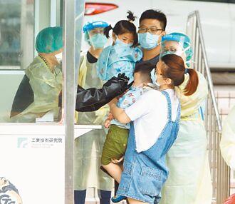 單日新增+校正回歸 本土確診+486 民間自購疫苗 政府潑冷水