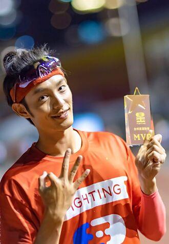 曹佑寧3奪MVP 《全明星運動會》接力驚險逆轉