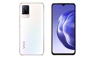 vivo V21 5G 慵懶白噪新色登場 看直播購機享優惠