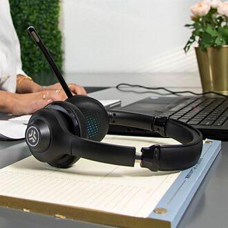 不用花大錢就能獲得專業辦公室耳機 開箱JLab Go Work 頭戴式藍牙工作耳機