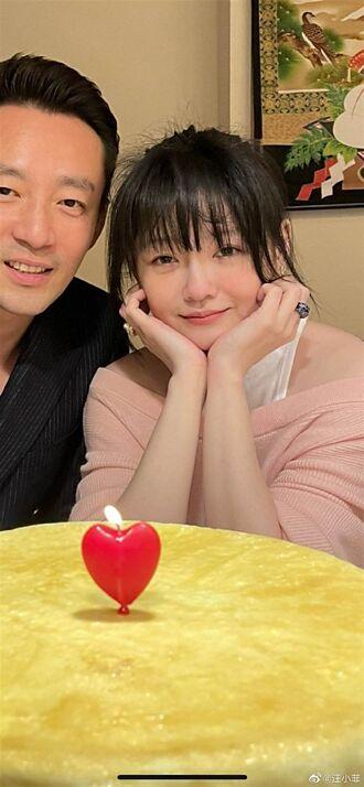 3月才放閃慶結婚10週年 汪小菲贈超大鑽戒寵溺大S