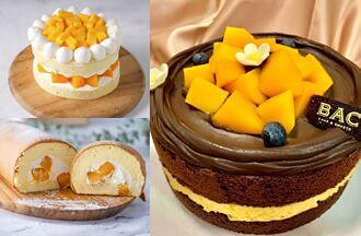 2大蛋糕品牌火熱推芒果季 親子宅在家也能動手作甜點
