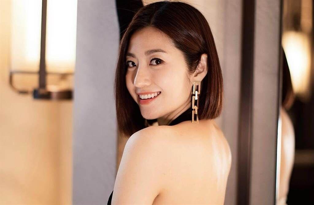香港女星陳自瑤近來身材越來越性感。(取自陳自瑤IG)