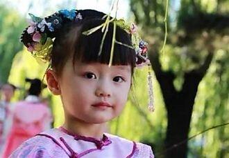 《後宮甄嬛傳》溫宜公主14歲了!清純近照曬白皙長腿飄初戀感