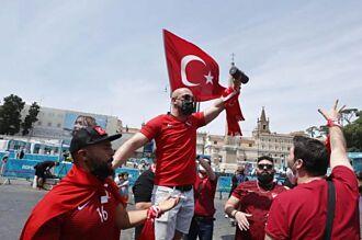 《時來運轉》歐國盃賽事分析推薦 義大利@土耳其