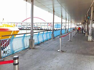 遊客少9成 東琉線首次連假狂砍班