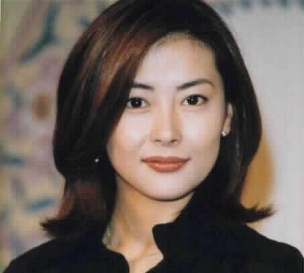 過去被譽為「日本第一美女」的資深女星中山美穗。(圖/ 取自中時資料庫)