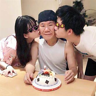 趙傳宅在家慶生60大壽 幻想出門買菜猶如出國血拚