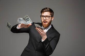 4面相預示即將發財 大筆金錢輕鬆飄入口袋