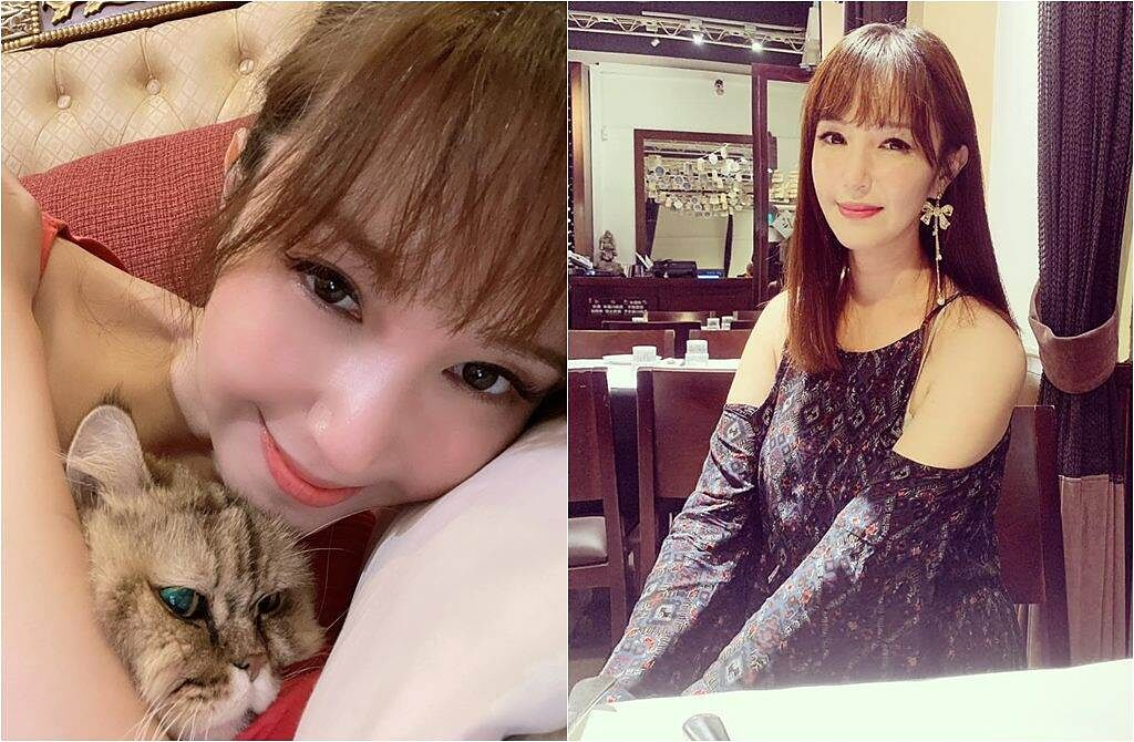 高國華前妻蔡郁璇離婚11年,如今女兒上大學,她也羞曝身旁有伴了。(取材自我是蔡郁璇臉書)