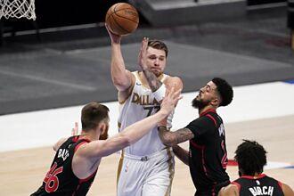 NBA》東京奧運資格賽 東契奇率領斯洛維尼亞擊潰安哥拉