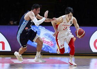 東奧男籃資格賽》再遭希臘痛扁 大陸男籃無緣東京奧運