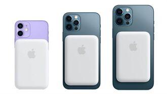 蘋果推出MagSafe外接式電池配件 專屬iPhone 12系列