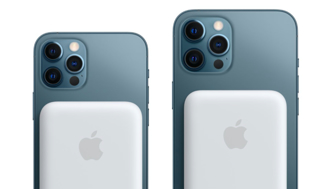 手機出門在外就要持久!蘋果Apple行動電源官網無預警上架 MagSafe 外接式電池磁吸設計不需線材立即充電!