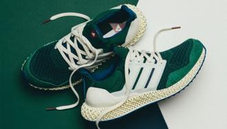 復古風潮Nonstop!Packer x Adidas Consortium Ultra4D 最新配色曝光!
