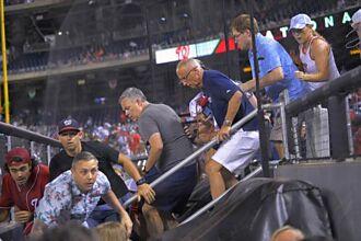 MLB》華盛頓特區又爆槍擊!國民隊比賽中斷撤出觀眾