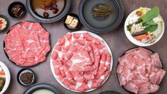 還怕肉吃不夠多?石研室推40盎司大大大肉盤 還以為把吃到飽搬回家 大口吃肉便宜又簡單就這樣買