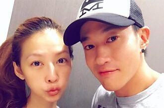 何潤東妻曝8個月沒見尪 親吐:嫁給他有段時間很痛苦