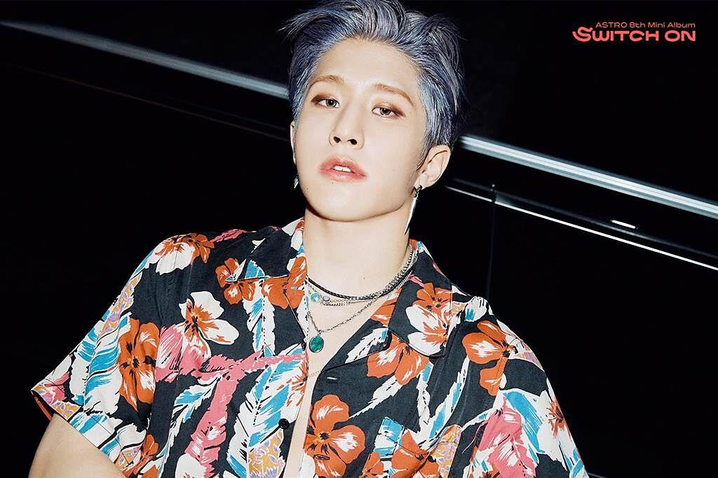 ASTRO隊長JINJIN。(CL Creative & Entertainment 提供)