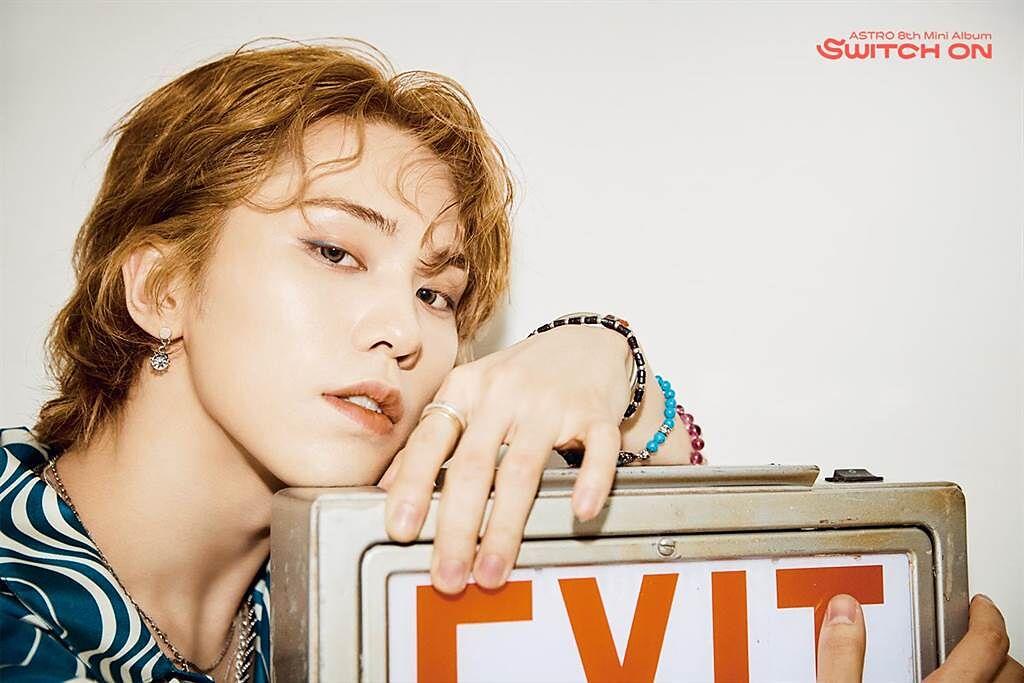 ASTRO成員Rocky。(CL Creative & Entertainment 提供)