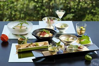 舌尖上的日本七夕與夏日慶典 日勝生加賀屋推「青涼」夏季料理