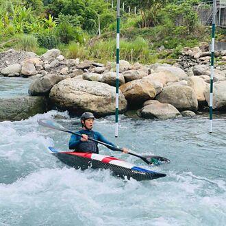台灣輕艇運動30年第一次 張筑涵前進奧運725出賽