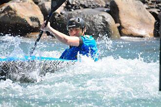 7金女將張筑涵出征奧運 我國史上首位出賽奧運輕艇運動項目選手