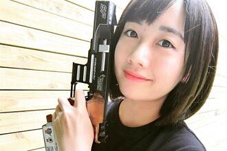 「射擊甜心」吳佳穎紅到大陸 影片超過百萬觀看