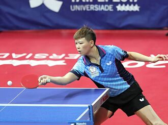 東奧》中華桌球女單希望 陳思羽輕取張安晉級16強