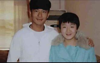 大陸網友扮柯南 世界排名第一桌球選手是黃曉明表妹