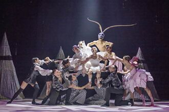 東方版的夢遊仙境 舞作《愛麗絲》在國家歌劇院世界首演LIVE直播