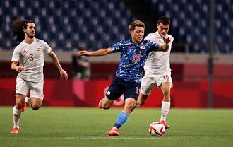 東奧》離足球金牌戰就差一步 日本延長賽0:1惜敗西班牙