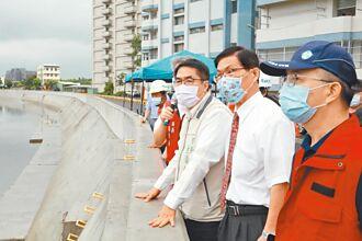 台南市超前部署 抗旱防汛一把罩